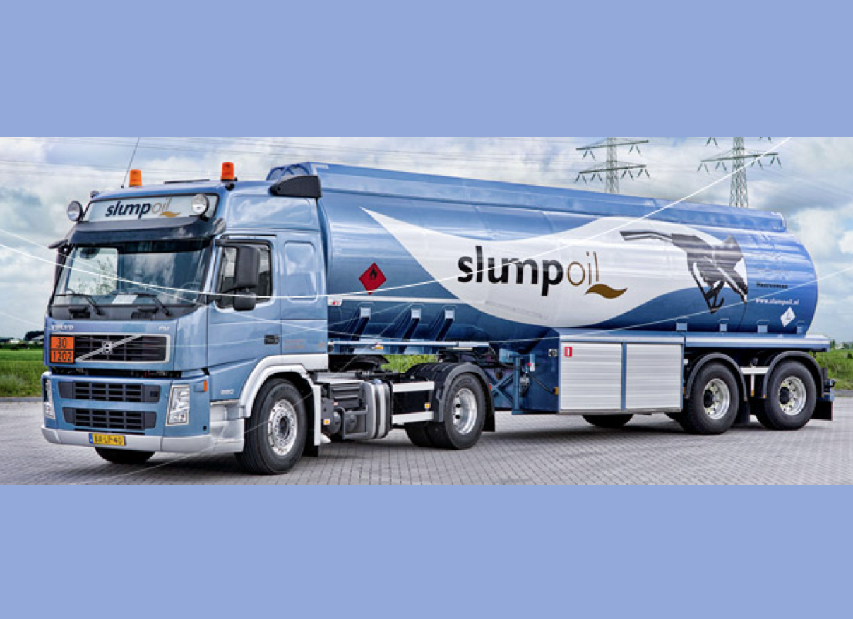 Duurzame oplossingen Slump Oil