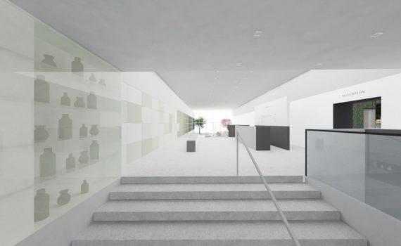 Renovatie Keramiekmuseum Princessehof te Leeuwarden
