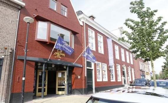 Renovatie van klimaatinstallaties Theater de Koornbeurs