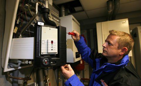 service, onderhoud en inspectie