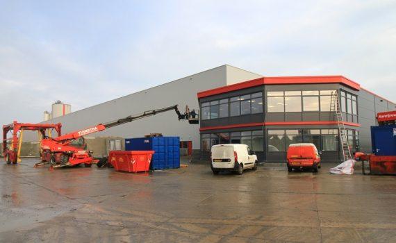 Revitaliseren kantoren bij Spaansen in Harlingen
