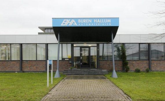 Verduurzaming ketelhuis Buren Hallum Automaterialen