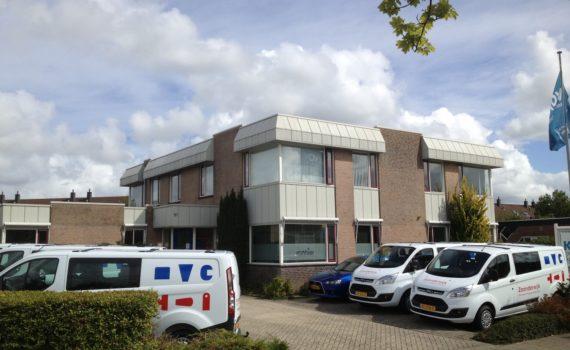 Renovatie sociale huurwoningen in Harlingen