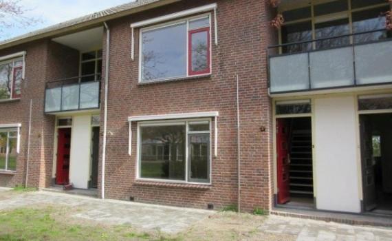 Renovatie 14 appartementen Breezand