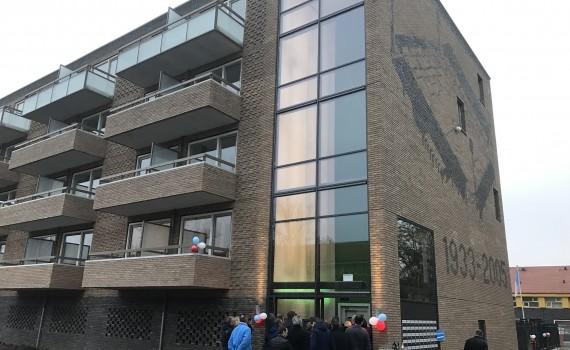 72 appartementen De Zaag Groningen