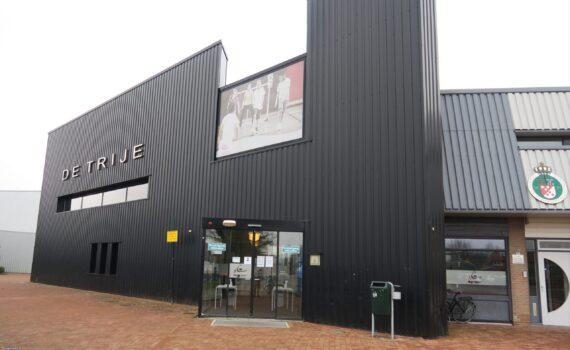 Cv-installatie vervangen bij sporthal De Trije Franeker