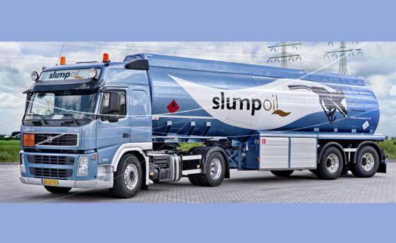 Duurzame oplossingen voor kantoren Slump Oil Heerenveen
