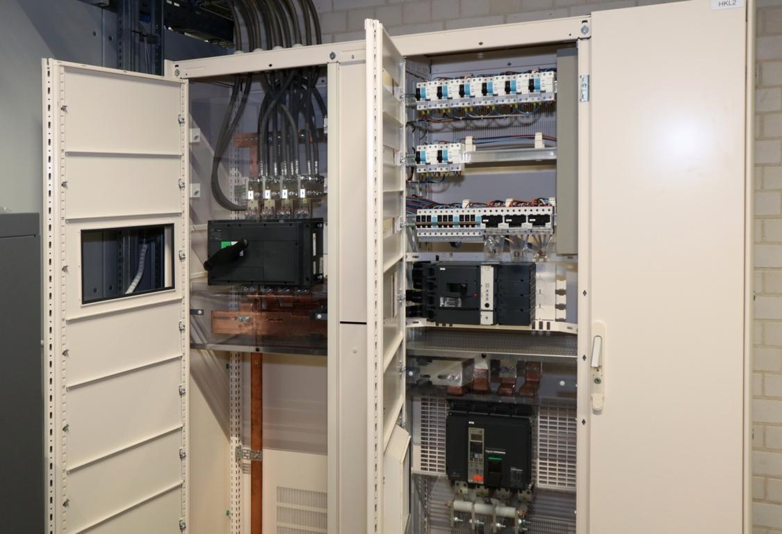 elektrische voorzieningen