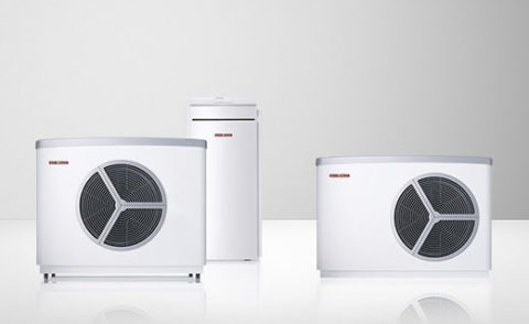 Gasloze appartementen | Warmtepompen