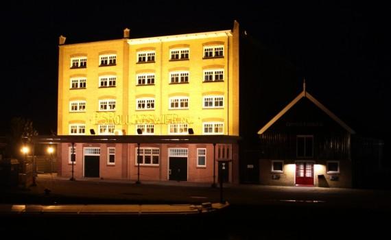 Gebouwgebonden installaties bij Levo te Franeker