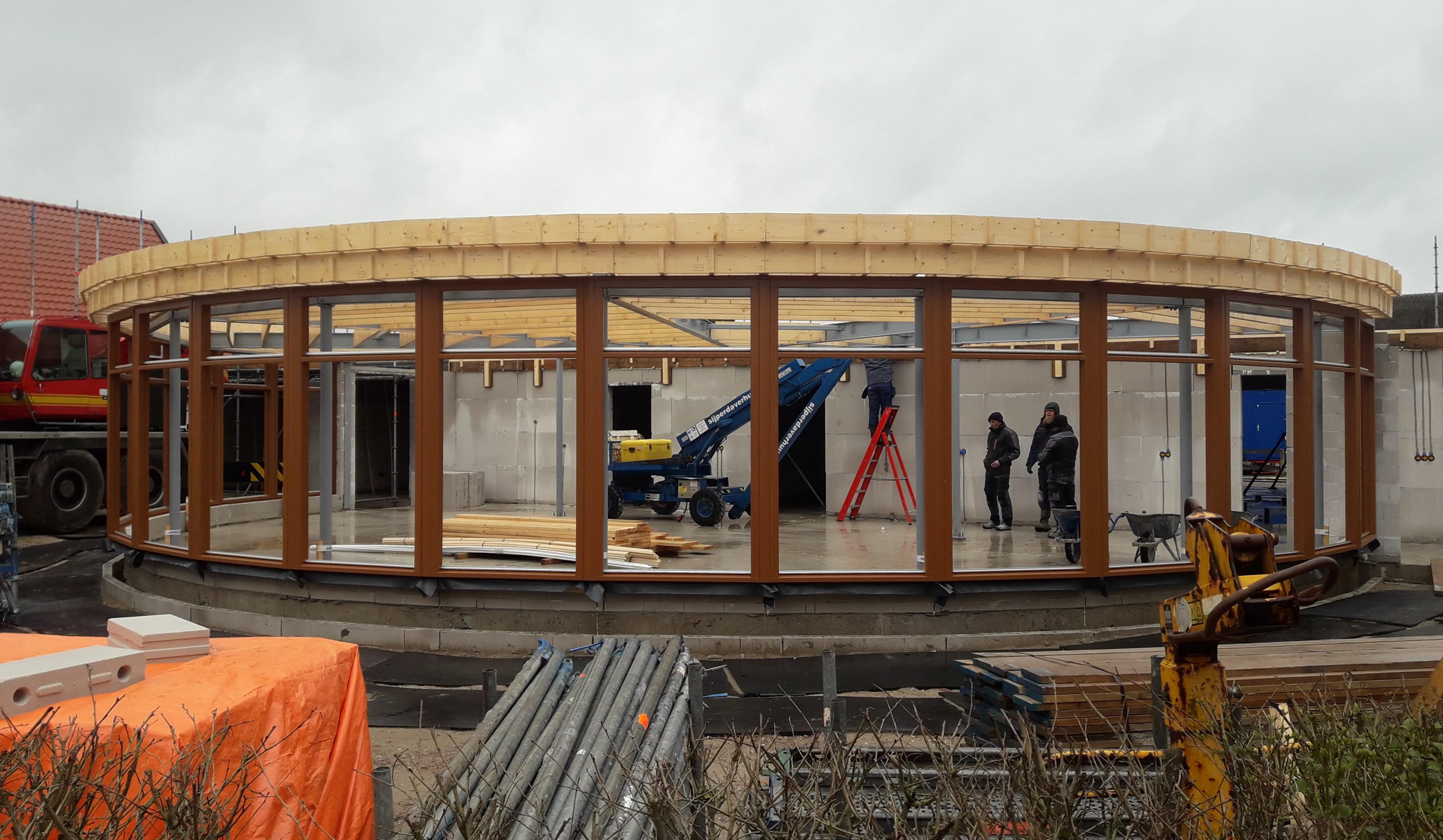 Hotel Nes Ameland Nieuwbouw