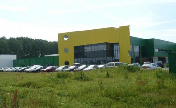 Kaasfabriek Henri Willig te Heerenveen