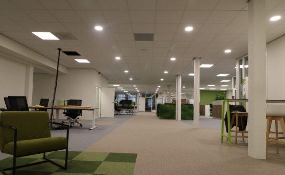 Licht en ruimte voor Dienst Noardwest Fryslân