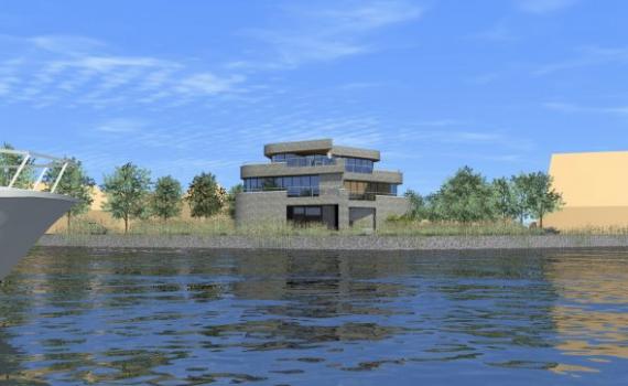 New Waterhouse Franeker 4 Luxe appartementen