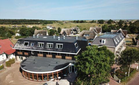 Nieuwbouw Hotel Nes Ameland