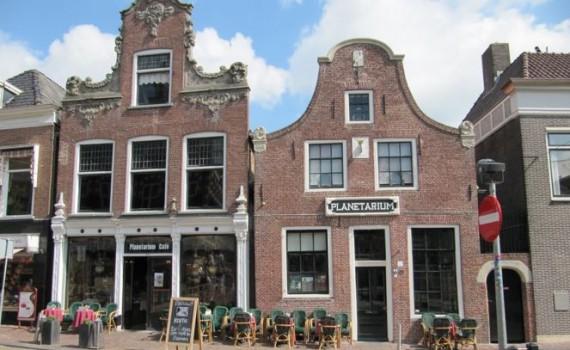 Uitbreiding en renovatie Planetarium Franeker