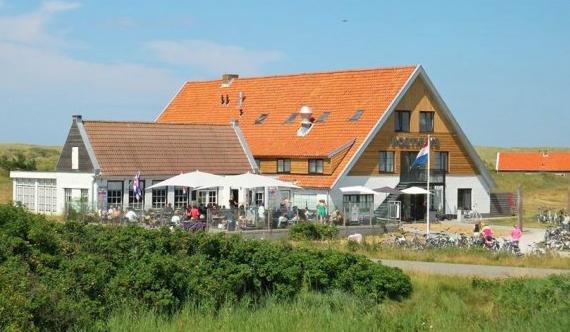 Sanitair, gas- en waterleiding Posthuys Vlieland