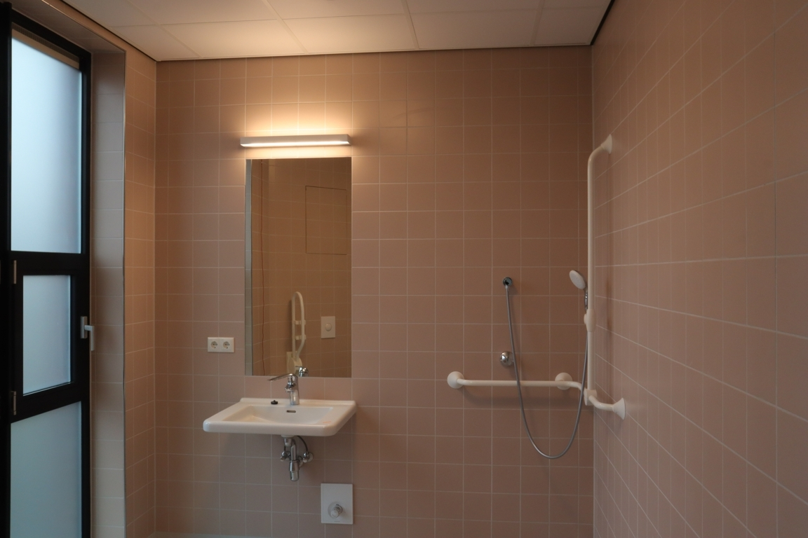 Sanitair appartement