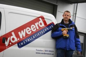 vacatures installatietechniek Van der Weerd Franeker