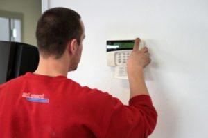 servicemonteur instellen centrale verwarming