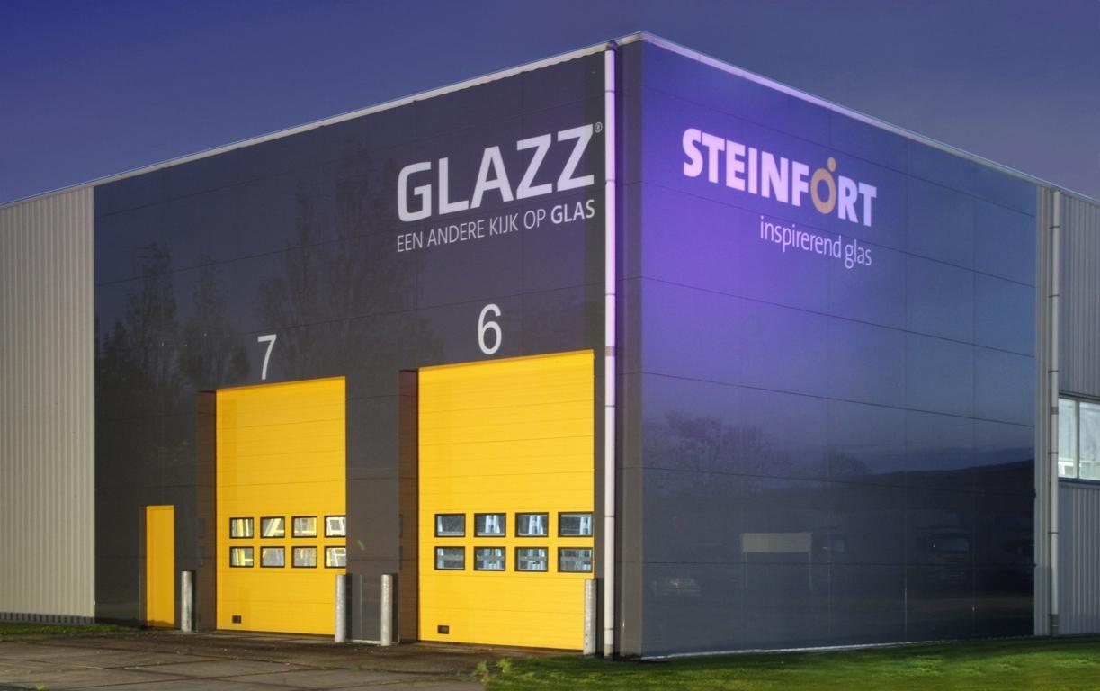Pand Steinfort Glas Franeker