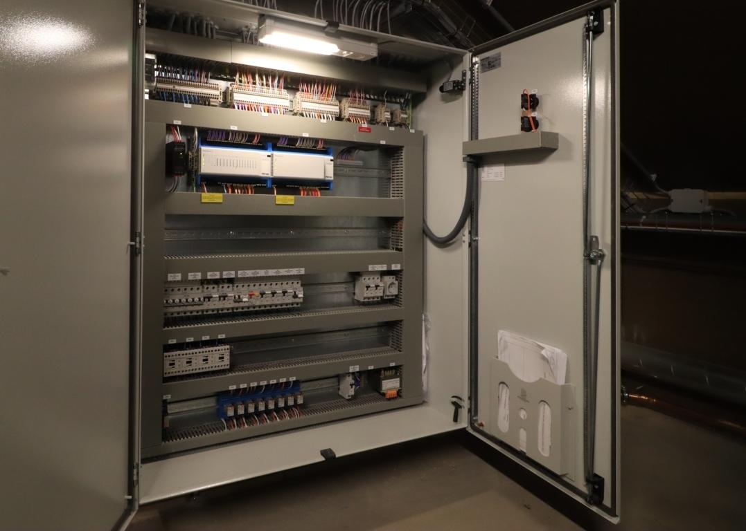Technische installaties zorgcomplex Vanboeijen 19