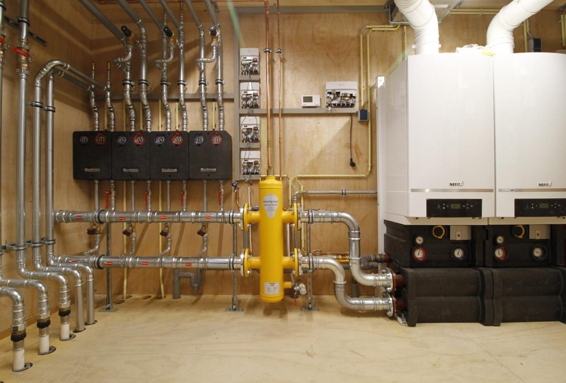 Technisch systeem bedacht door Technicus Smart Energy