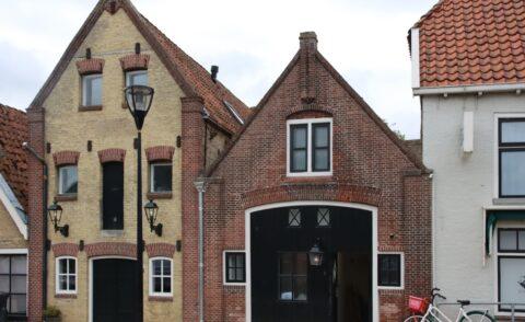 Warmtepomp zorgt voor warmte en verkoeling Stadsherberg Franeker