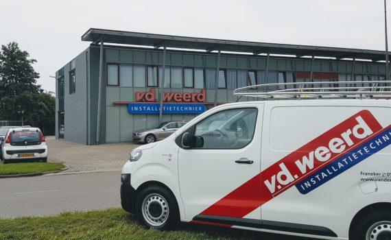 Technische installaties voor zorgcomplex Vanboeijen