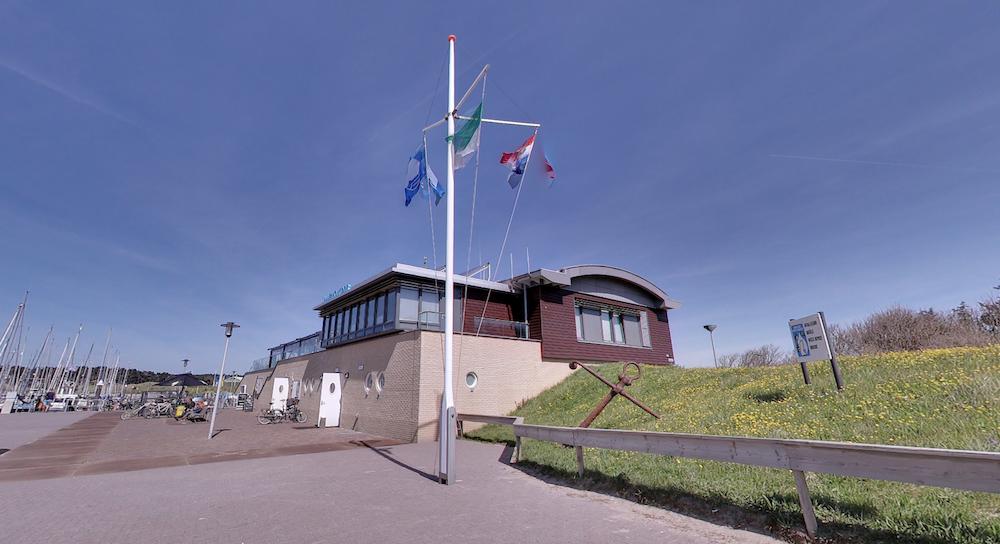 Verbetering klimaat Havenkantoor Vlieland