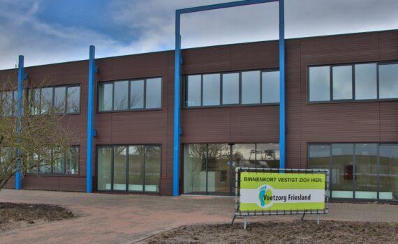 Vernieuwbouw Voetzorg Friesland in Leeuwarden