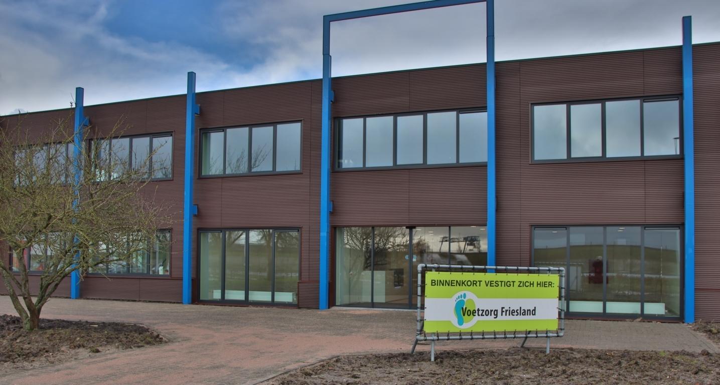 Vernieuwbouw Voetzorg Friesland Leeuwarden
