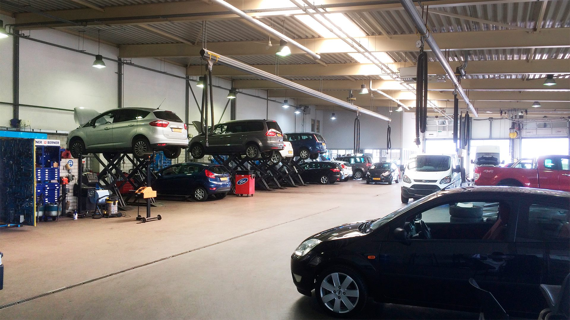 Werkplaats Van der Horst