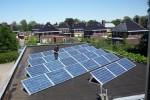 Duurzaam - zonnepanelen