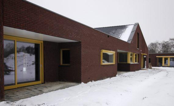 Technische installaties voor zorgstudio's Sintmaheerdt